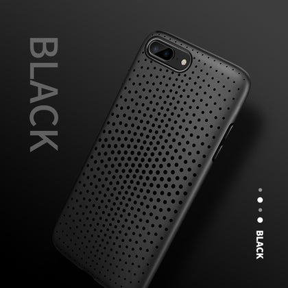 7221256e20 Apple iPhone 7 & iPhone 8 Rock Ultra Slim Breathable Dot Series Flexible  Case ...