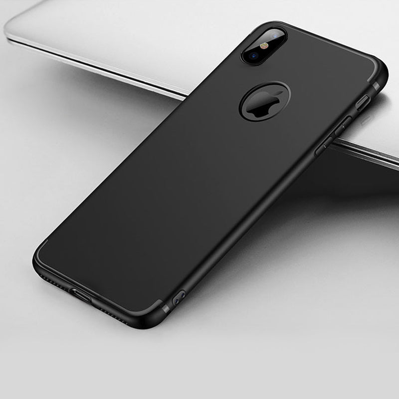 Apple iPhone X/Xs Premium Ultra Slim Henks Soft TPU Frosted Air Case