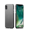 Apple iPhone X Ultra Slim Premium 0.3 mm Paper Back Anti Shock Cover