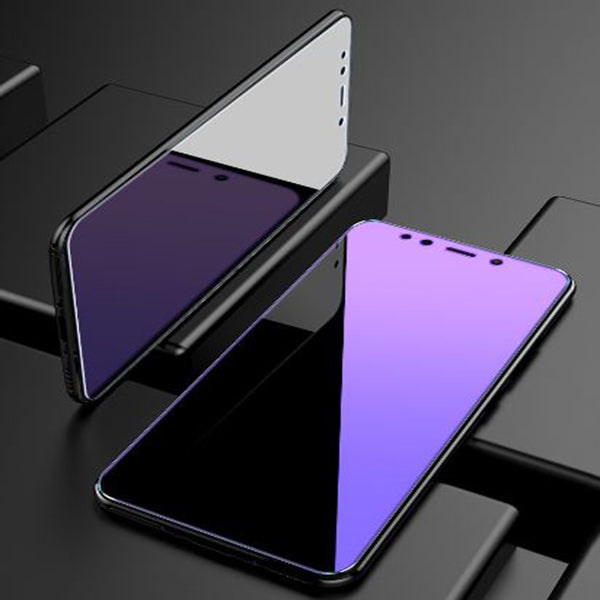 100% Original Unbreakable Tempered Glass for Samsung Galaxy A70 with UV Protected Anti Blue Light