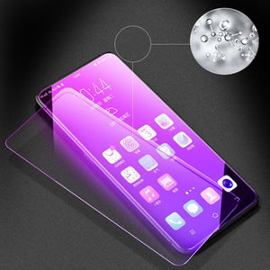 100% Original Unbreakable Tempered Glass for Samsung Galaxy A50 with UV Protected Anti Blue Light