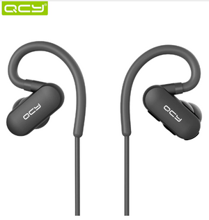 QCY QY31 Bluetooth Earphones IPX4 Sweatproof Earphone Ear Hook Wireless Sports Earbuds with MIC