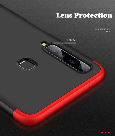 360 Degrees Ultra Slim Protective Hard Case for Samsung Galaxy A9 (2018)