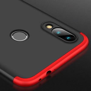 Redmi Note 7/7 Pro 360 Degrees Ultra Slim Protective Hard Case