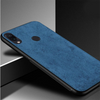 Samsung Galaxy M30 Ultra Slim Suede Fabric TPU Cloth Case