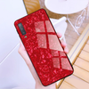 Samsung Galaxy A70 Ultra Slim Toughened Marble Glass Case