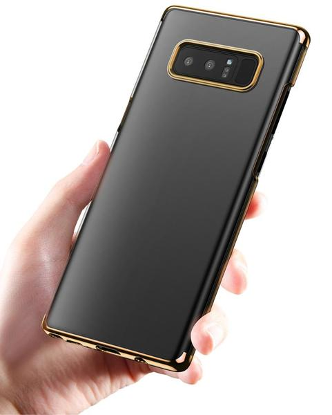 Samsung Galaxy Note 8 Ultra Thin Transparent Luxurious Glitter Case