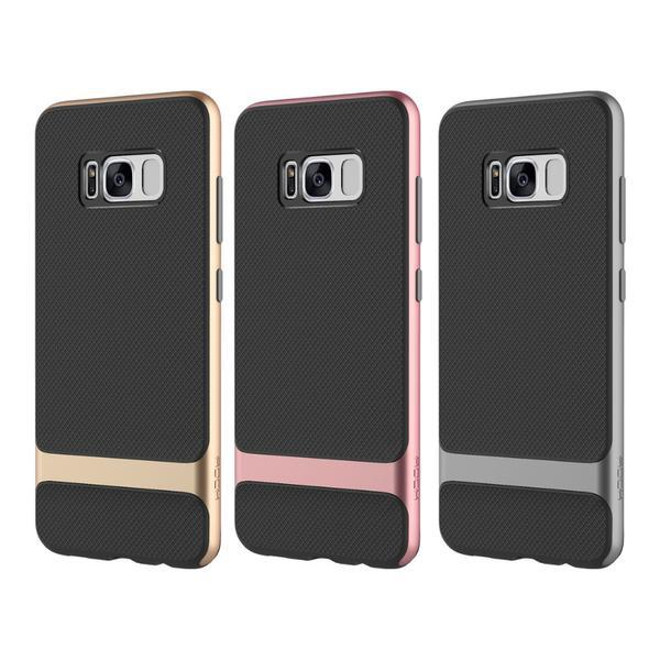 Rock Royce Series Full Protection Shell Back Cover for Samsung S8 & S8 Plus