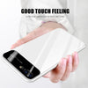 iPhone 7 Plus/8 Plus Luxurious Design Half Glass Shockproof Ultra Slim Hard Case