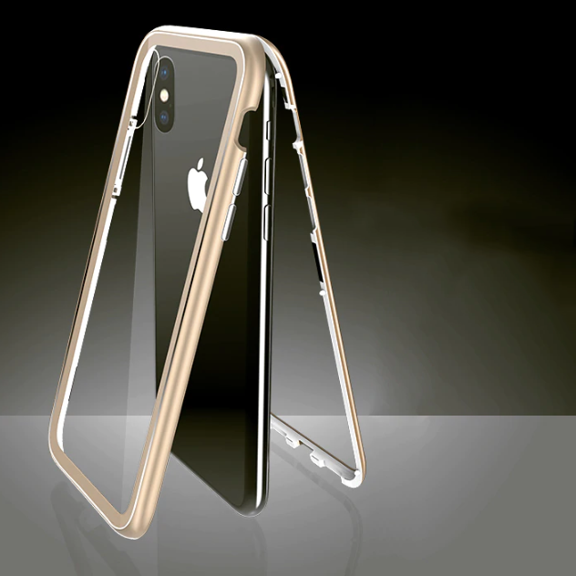 iphone xs max case magnetic 360