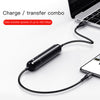 Earldom® 2 in 1 Fast Charging Data Cable Cum Power Bank for Samsung, OnePlus and Other Type C Devices