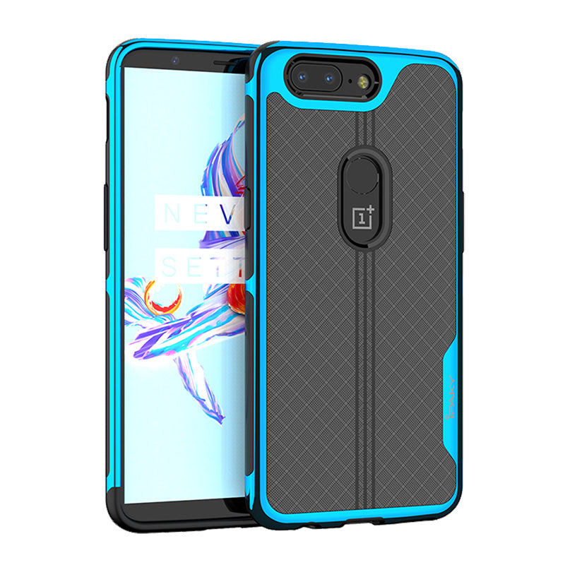 OnePlus 5T Genuine Electroplated Shockproof TPU Hybrid Case