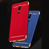 OnePlus 6 Luxurious Electroplated 3 in 1 Hard Back Case