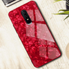OnePlus 6 Ultra Slim Toughened Marble Glass Case