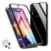 Samsung Galaxy A70 Magnetic Auto-Fit 360 Degrees Armoured Case
