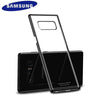 Samsung Galaxy Note 8 Original Ultra Thin Hard Electroplated Clear Cover