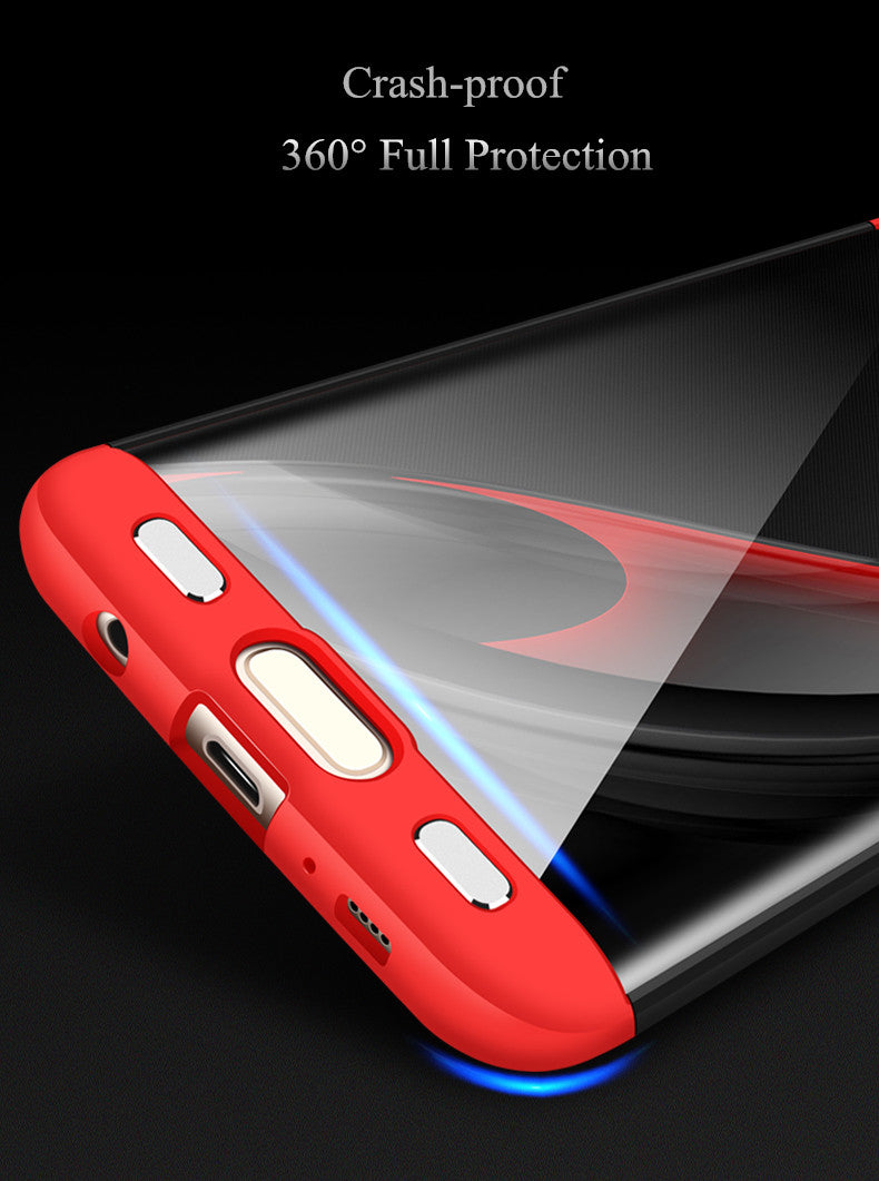 Samsung Galaxy S7 Edge 360 Degrees Ultra Slim Protective Hard Case