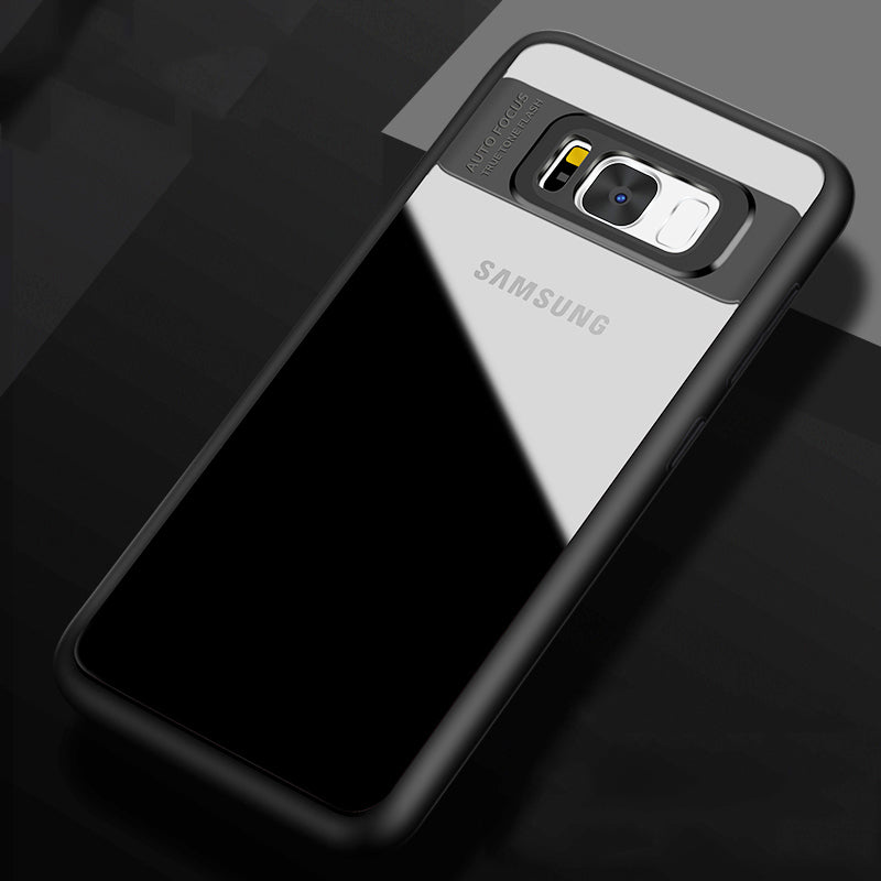 Samsung Galaxy S8 Plus Genuine Camera View Autofocus Ultra Hybrid Case
