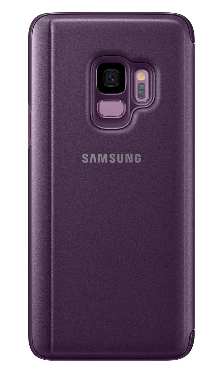 Original Samsung Galaxy S9 Plus Clear View dynamic Standing cover