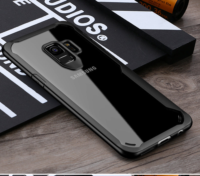Samsung Galaxy S9 Genuine Ultra Slim Protective Armoured Back Case