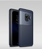 Samsung Galaxy S9 Henks Luxurious 2 in 1 Hybrid Armor Soft Case