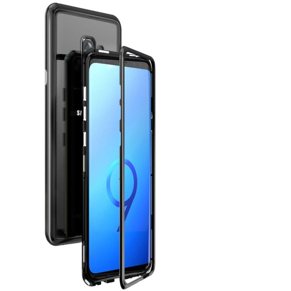 Samsung Galaxy S9 Plus Magnetic Auto-Fit 360 Degrees Armoured Case