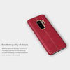 Samsung Galaxy S9 Plus Vorson Luxurious Genuine Leather PU Hard Back Case