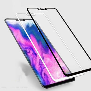 Vivo V9 100% Original 5D Curved Tempered Glass Screen Protector