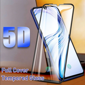 VIVO Y91 100% Original 5D Tempered Glass Screen Protector