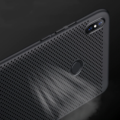 buy online c1346 cf202 Redmi Note 5 Pro Ultra Slim Breathable Dot Series Matte Hard Case