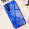 VIVO V15 Pro Ultra Slim Toughened Marble Design Glass Case