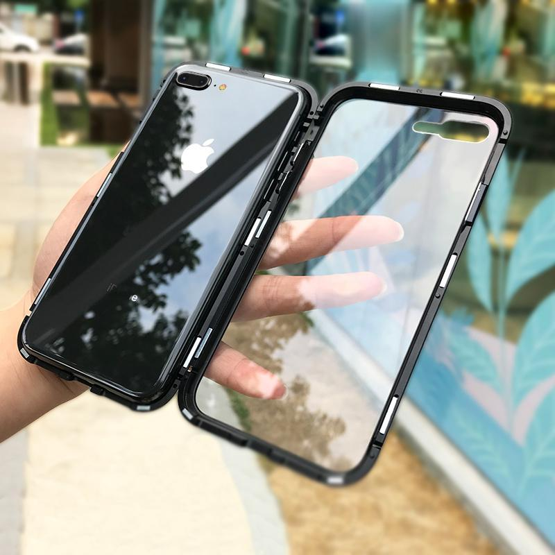 iphone 8 360 magnetic case