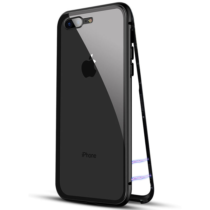 Apple iPhone 7 / iPhone 8 Magnetic Auto-Fit 360 Degrees Armoured Case