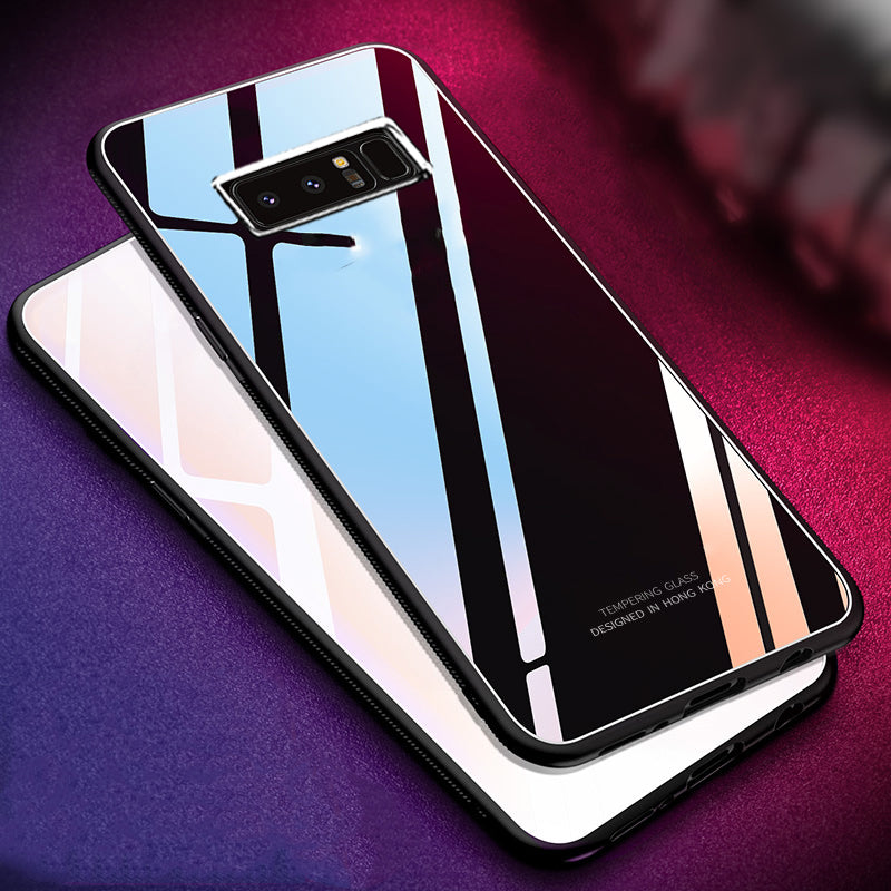 Samsung Galaxy S10 Plus Toughened 5D Back Glass Wireless Edition Ultra Slim Case