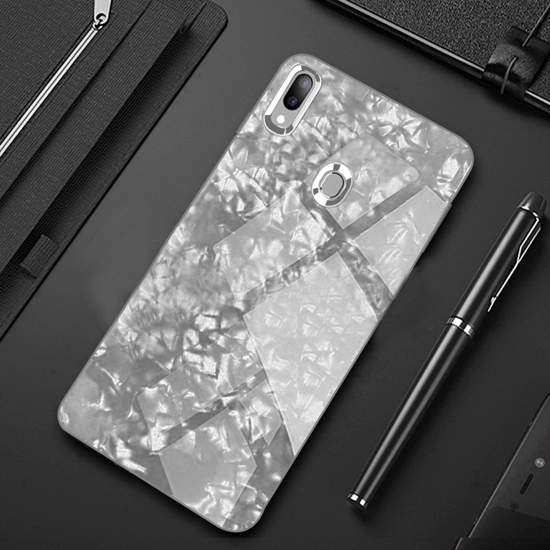 Samsung Galaxy A30 Slim Toughened Granite Glass Case