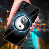 VIVO Y93 Ultra Slim Toughened Yin Yang Good Luck Glass Case