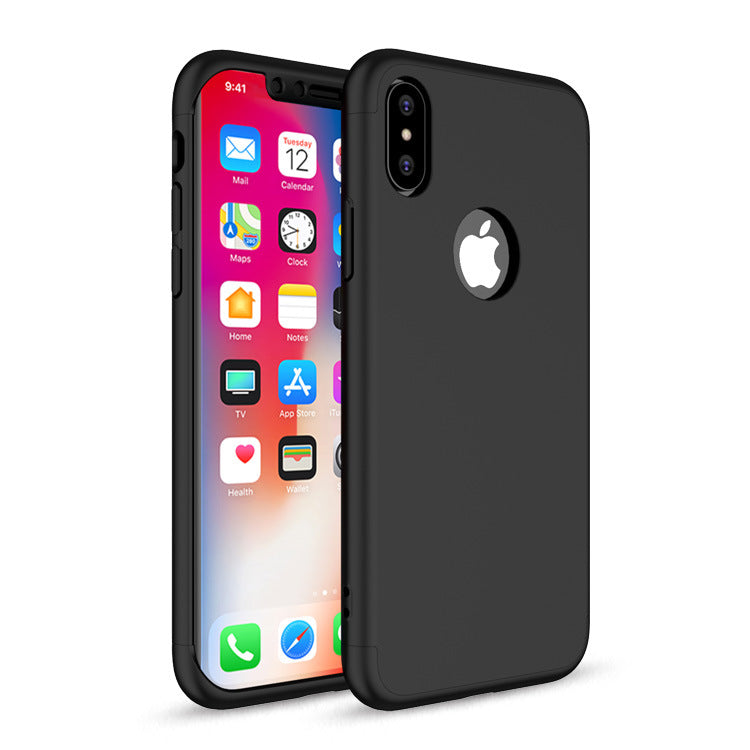 Apple iPhone X/Xs 360 Degrees Ultra Slim Protective Hard Case