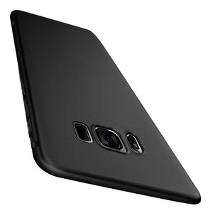 Samsung Galaxy S8 HOCO Soft Silicone Ultra Thin Matte Back Cover
