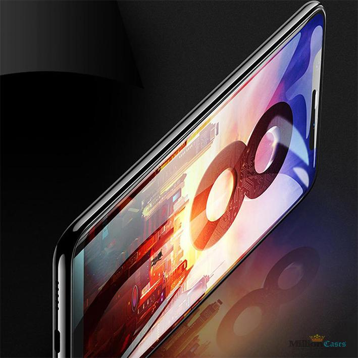 Redmi Note 6 Pro Official 5D 100% Original Curved Tempered Glass Screen Protector