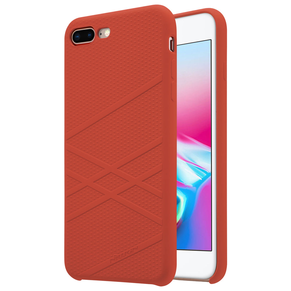 Apple iPhone 7/8 plus Nillkin Flex series liquid silicone Case