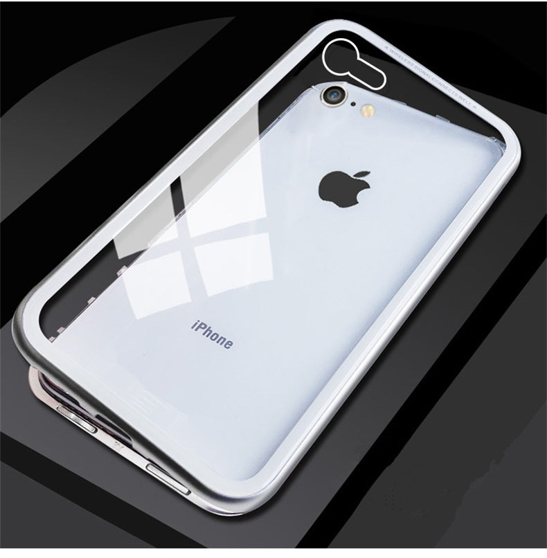 Apple iPhone 6/6s  Magnetic Auto-Fit 360 Degrees Armoured Case