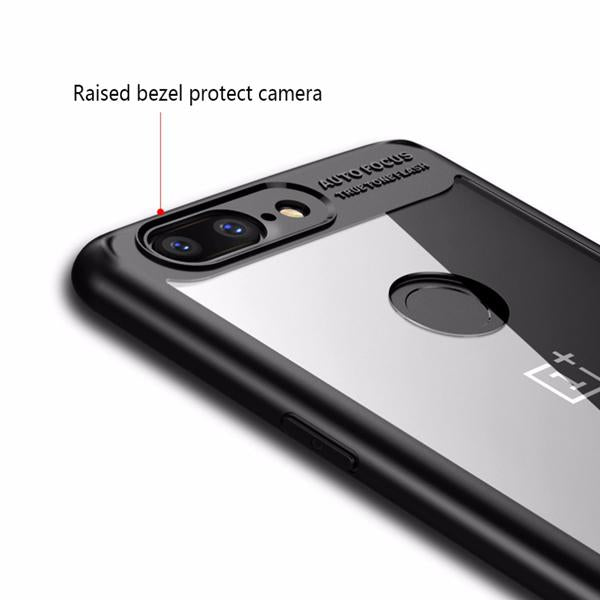 OnePlus 5T Naked Through Soft Flexible Autofocus Ultra Slim Case