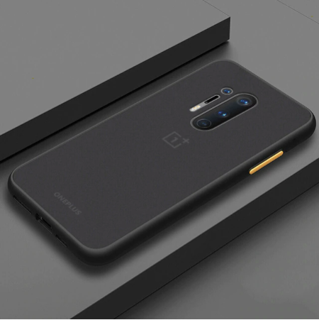 OnePlus 8/8 Pro Luxurious Smoky Matte Shockproof Armour Case