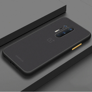 OnePlus 8/8 Pro/Nord Luxurious Smoky Matte Shockproof Armour Case