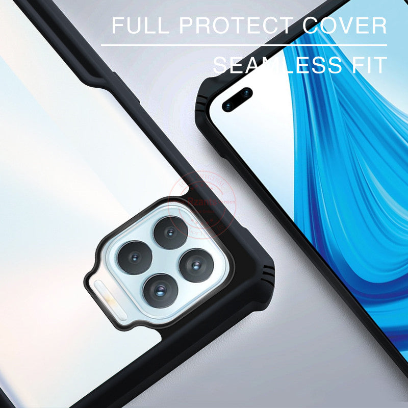 OPPO F17 Pro Genuine Ultra Strong Protective Armoured Back Case