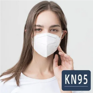 Genuine KN95 5 Layer Protective Earloop Face Mask (Pack Of 10)