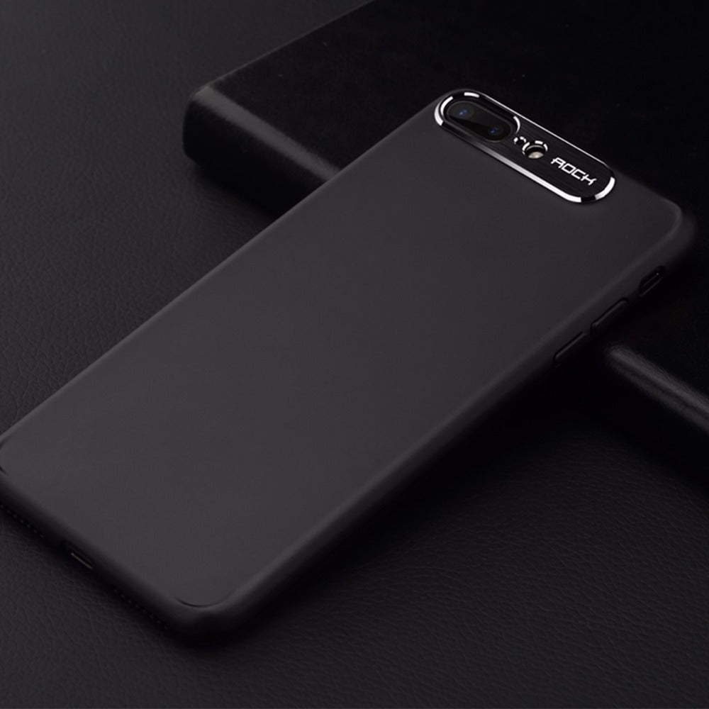 ROCK 100% Original 360 Degree Hard Protective Case For iPhone 7 Plus and iPhone 8 Plus