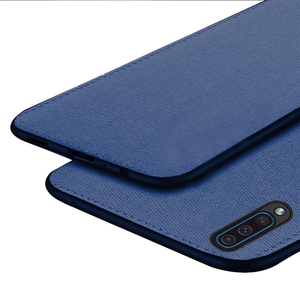 Samsung Galaxy A50/A50s/A30s Ultra Slim Suede Fabric TPU Cloth Case