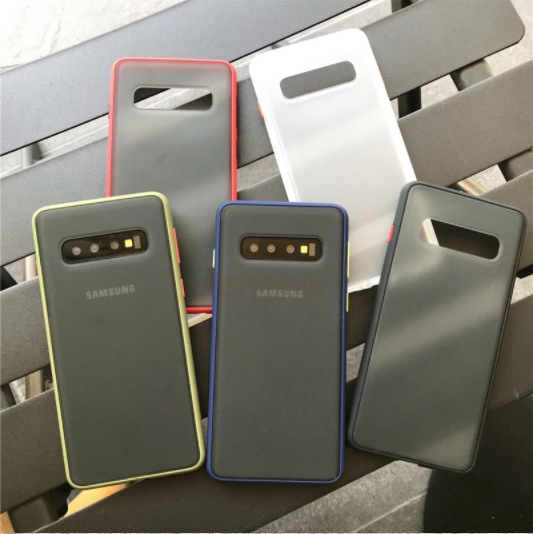 Samsung Galaxy Note 8 Luxurious Smoky Matte Shockproof Armour Case