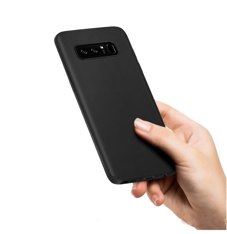 Samsung Galaxy Note 8 Soft Silicone Ultra Thin Matte Back Cover